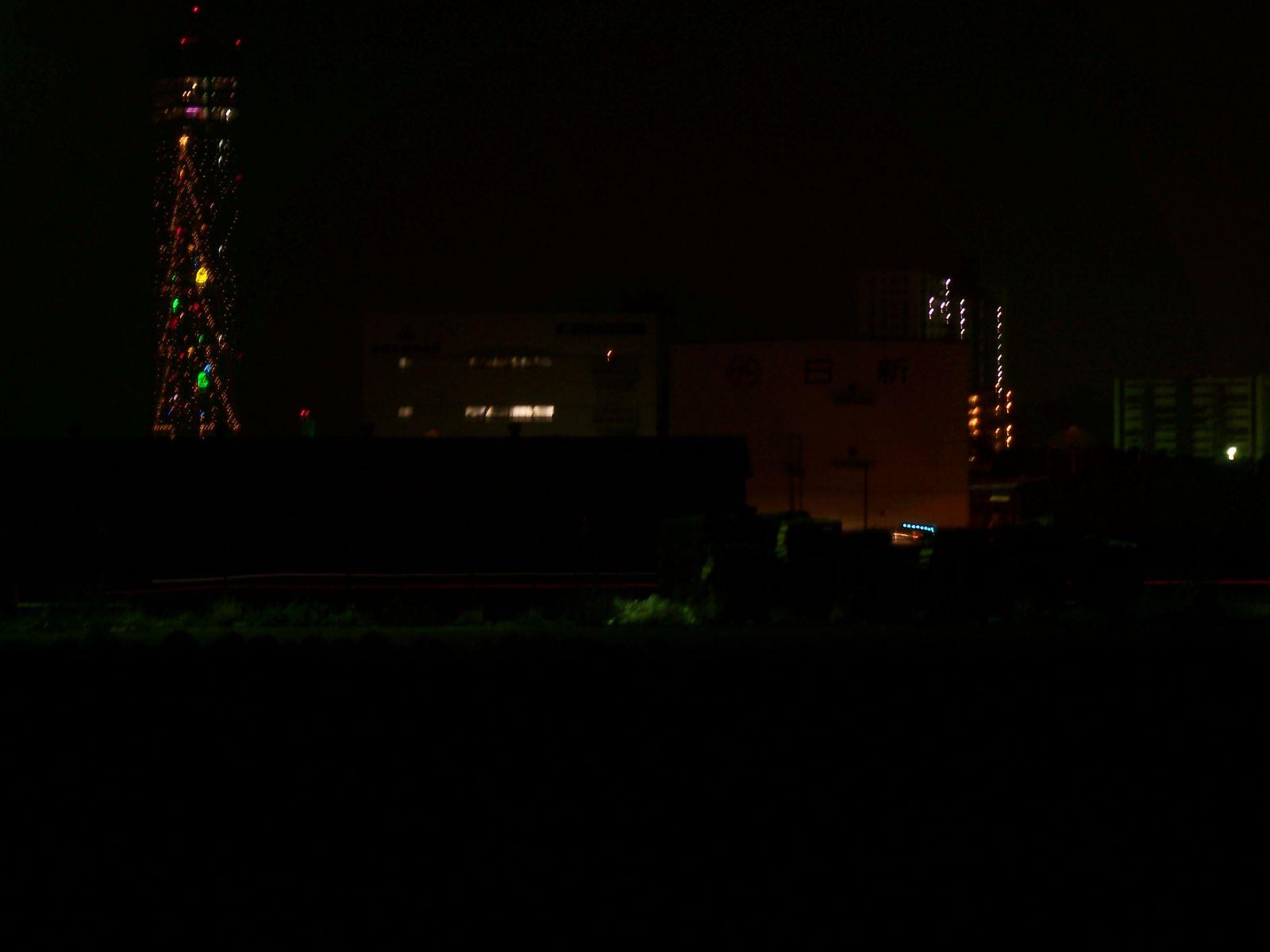 ポートタワーイルミネーション2011