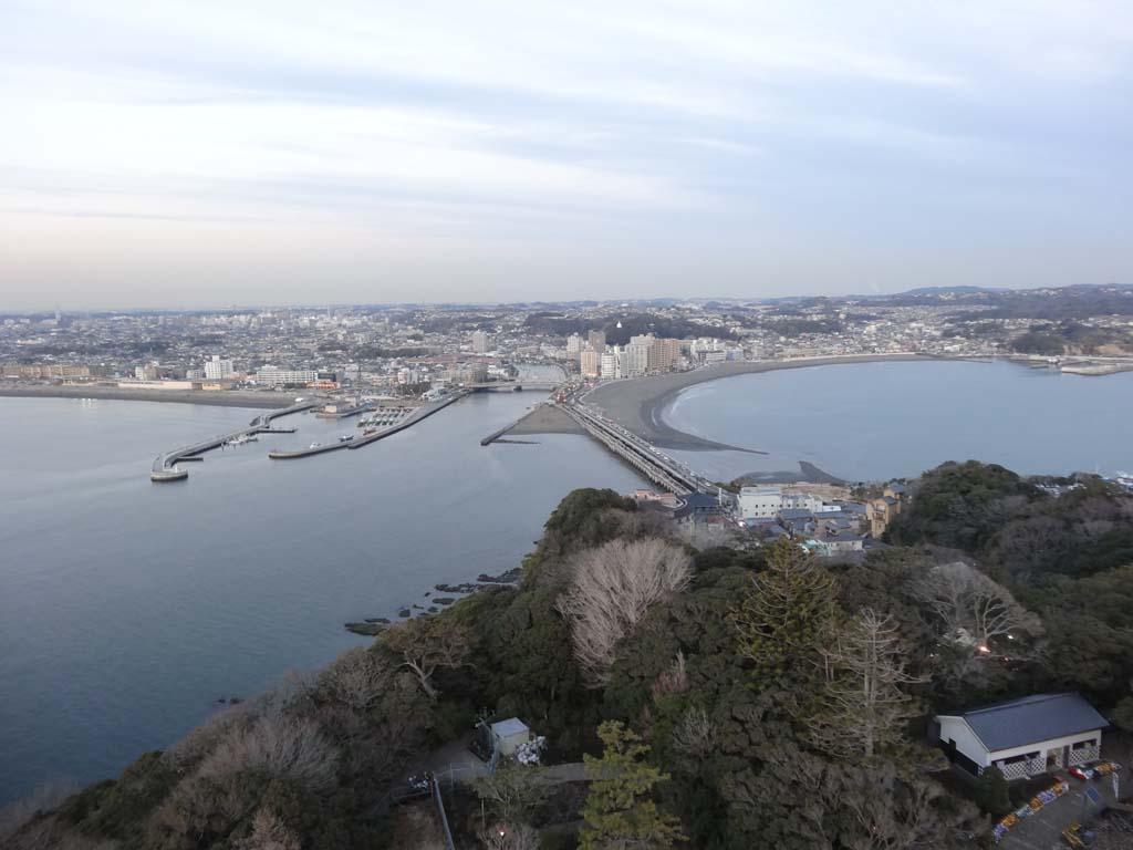 江ノ島 2013年1月
