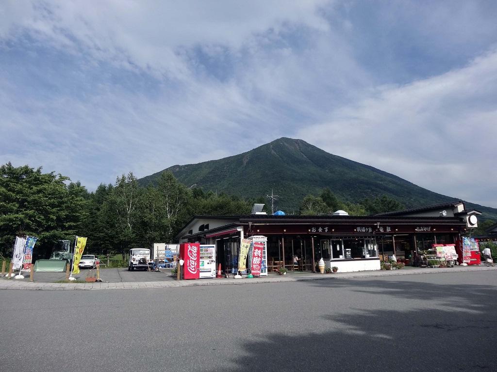 日光 男体山